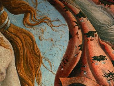 The Birth of Venus (Venus Anadyomene)-Sandro Botticelli-Giclee Print