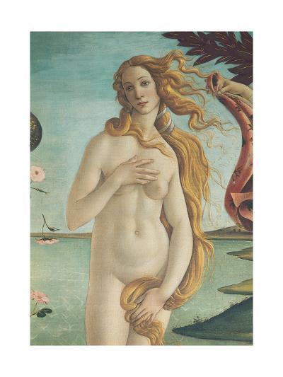 The Birth of Venus-Sandro Botticelli-Giclee Print