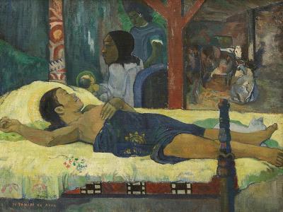 The Birth-Paul Gauguin-Art Print