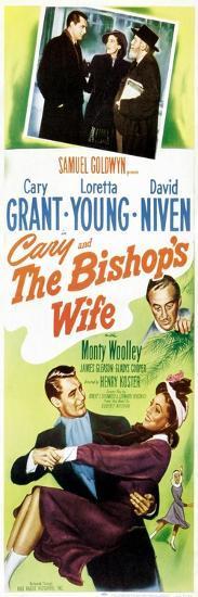 The Bishop's Wife, 1947--Art Print