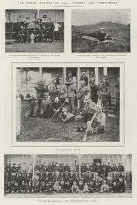 The Bisley Meeting of 1901, Winners and Competitors
