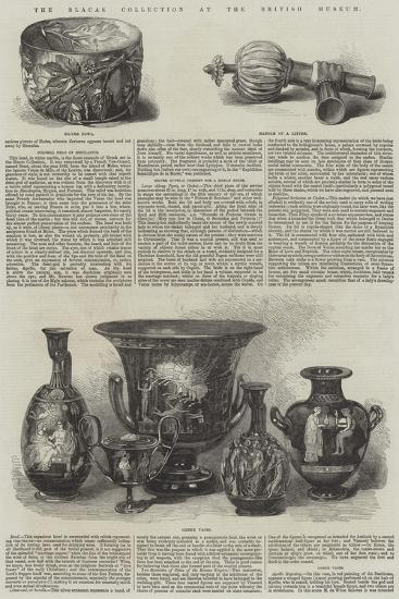 The Blacas Collection at the British Museum--Giclee Print
