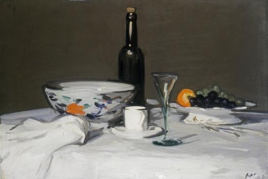 The Black Bottle, c.1905-Samuel John Peploe-Giclee Print