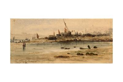 The Black Middens, North Shields-George Balmer-Giclee Print