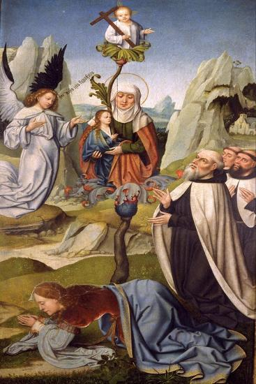 The Blessed Virgin Mary of Mount Carmel--Giclee Print