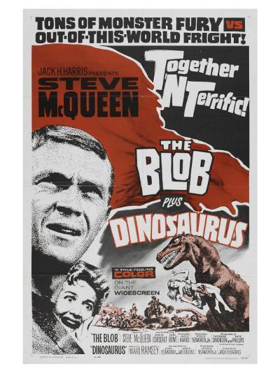 The Blob, 1958--Art Print