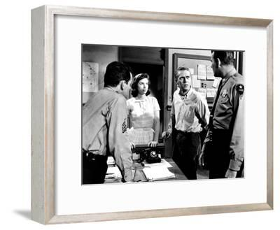 The Blob, Aneta Corseaut, Steve McQueen, 1958