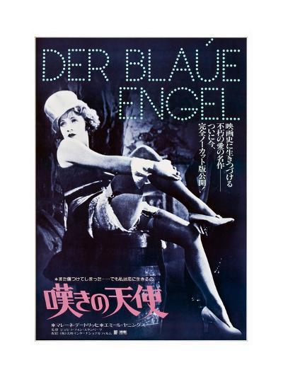 The Blue Angel--Art Print