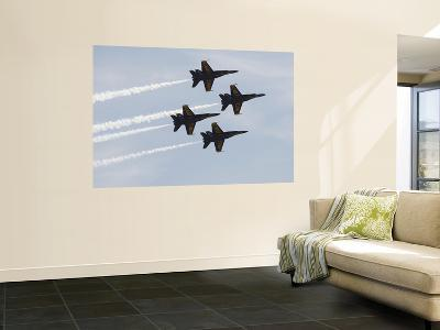 The Blue Angels--Wall Mural