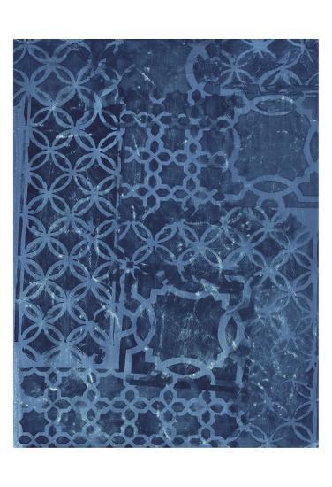 The Blue Bohemian-Smith Haynes-Art Print