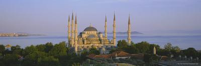 The Blue Mosque (Sultan Ahmet Mosque), Istanbul, Turkey, Europe-Simon Harris-Photographic Print