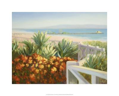 The Blue Pacific, Santa Monica, California-Michael G. Miller-Premium Giclee Print