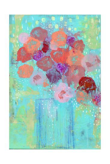 The Blue Vase II-Sarah Ogren-Art Print