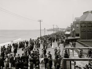 The Boardwalk, Atlantic City, N.J.
