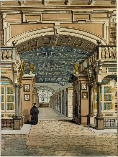The Bodleian Library Oxford Oxford University Uk--Giclee Print