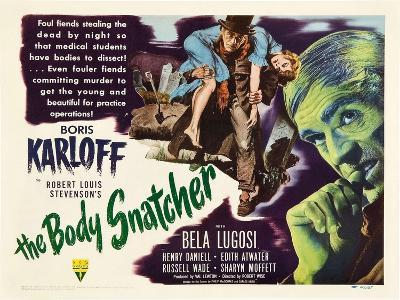 The Body Snatcher, 1945--Giclee Print