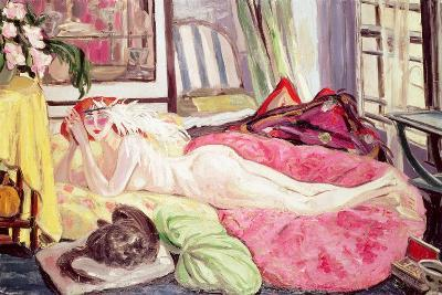 The Bohemian, 1921-Jacqueline Marval-Giclee Print