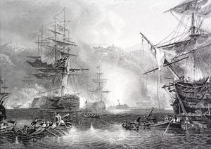 The Bombardment of Algiers