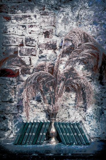 The Book Of Common Prayer (V), From The Series St. Mary's Cathedral, 2017-Joy Lions-Giclee Print