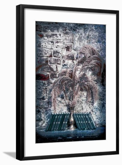 The Book Of Common Prayer (V), From The Series St. Mary's Cathedral, 2017-Joy Lions-Framed Giclee Print