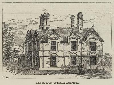 The Boston Cottage Hospital--Giclee Print