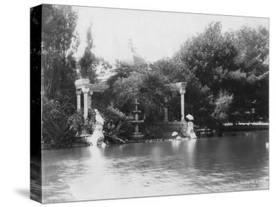 The Botanical Garden at Palermo Park, Buenos Aires, Argentina, 1927