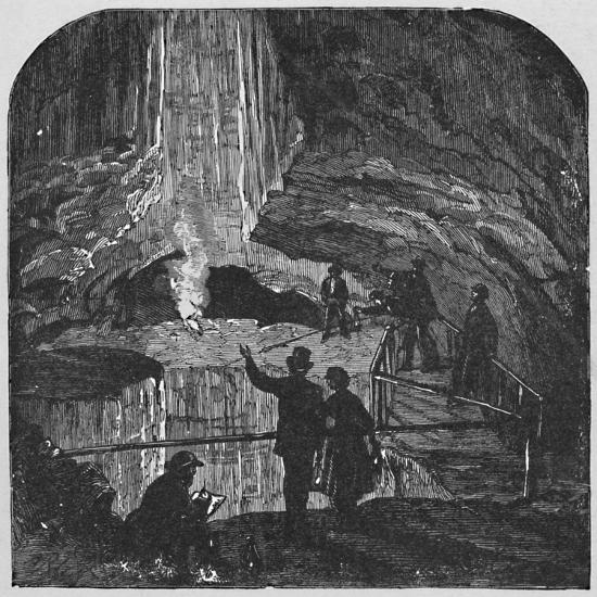 'The Bottomless Pit', 1883-Unknown-Giclee Print