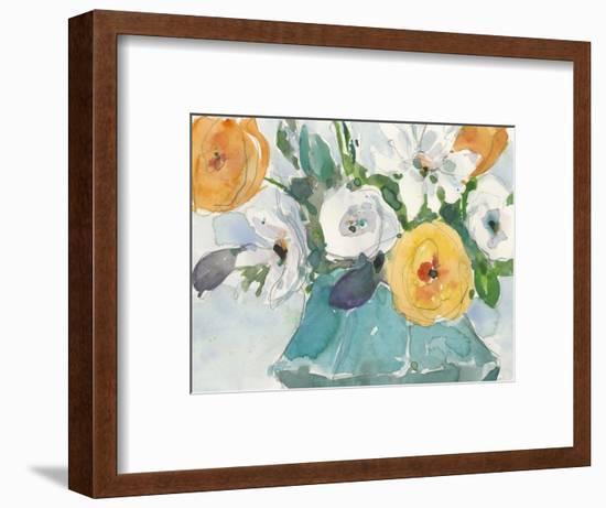 The Bouquet II-Samuel Dixon-Framed Art Print