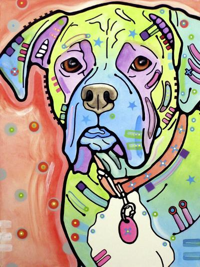 The Boxer-Dean Russo-Giclee Print