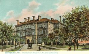 The Breakers, Vanderbilt House, Newport, Rhode Island