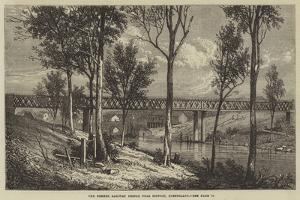 The Bremer Railway Bridge Near Ipswich, Queensland
