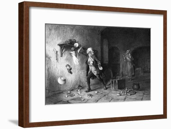 The Bride of Lammermoor --Robert Anderson-Framed Giclee Print