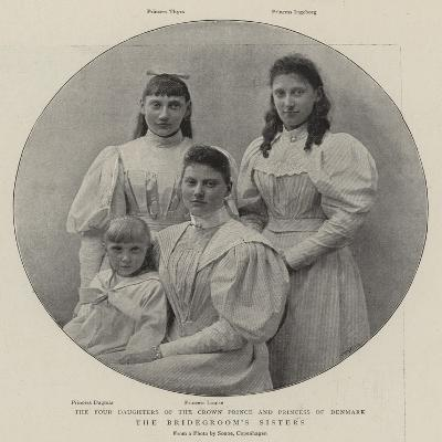 The Bridegroom's Sisters--Giclee Print