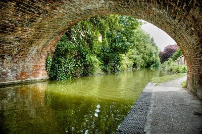 The Bridge at Hungerford-Tim Kahane-Photographic Print
