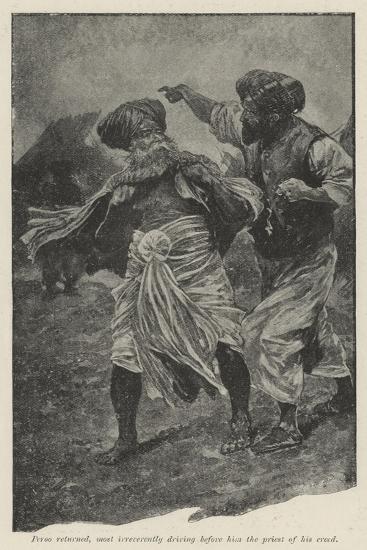 The Bridge Builders-Richard Caton Woodville II-Giclee Print