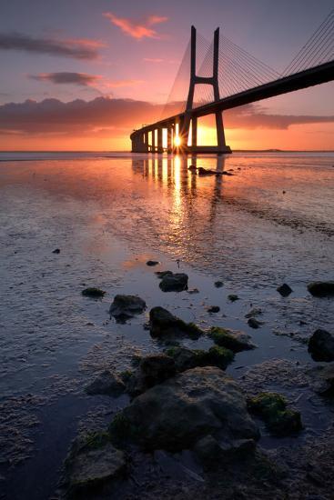 The Bridge of Stones- nmaia-Photographic Print