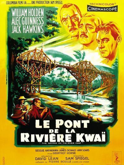 The Bridge on the River Kwai--Art Print