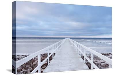 The Bridge-Jacek Oleksinski-Stretched Canvas Print