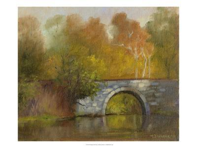 The Bridge-Mary Jean Weber-Art Print