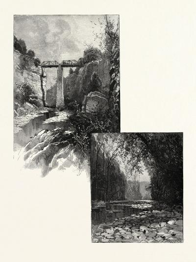 The Bridge--Giclee Print