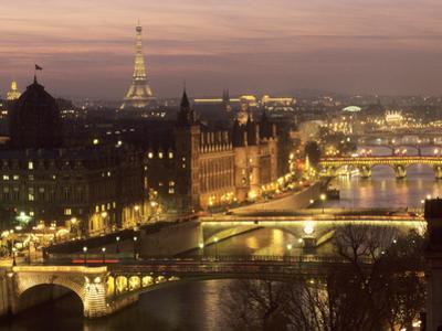 The Bridges of Paris