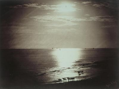 The Brig-Gustave Le Gray-Giclee Print