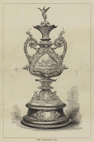 The Brighton Cup--Giclee Print