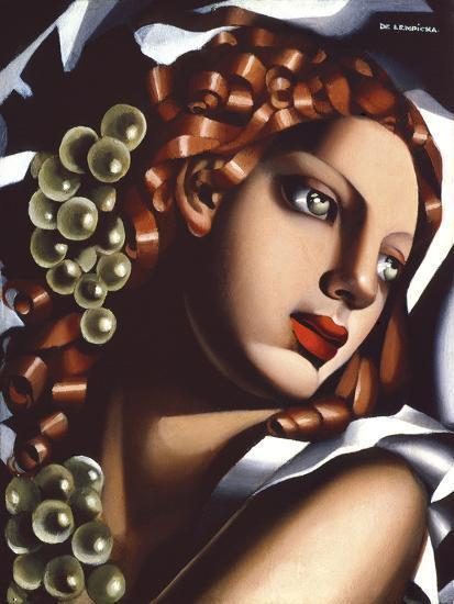 The Brilliance-Tamara de Lempicka-Giclee Print