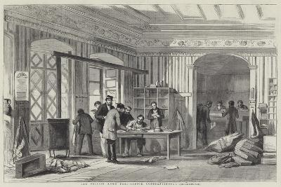 The British Army Post-Office, Constantinople--Giclee Print
