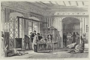 The British Army Post-Office, Constantinople