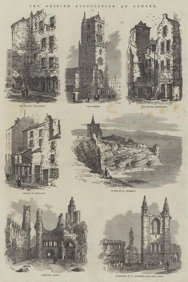 The British Association at Dundee-Samuel Read-Giclee Print