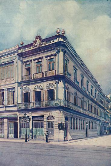 'The British Bank of South America, Limited', 1914-Unknown-Giclee Print