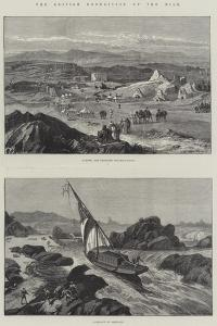 The British Expedition Up the Nile
