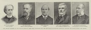 The British Members of the British-American Joint High Commission for the Settlement of the Dispute
